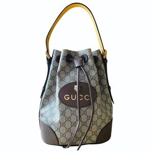 GUCCI - CLOTH BACKPACK